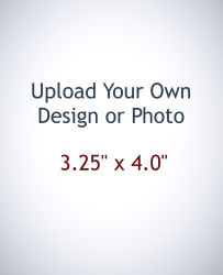 Upload your own design or photo